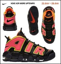 【NIKE】 NIKE WOMEN'S AIR MORE UPTEMPO