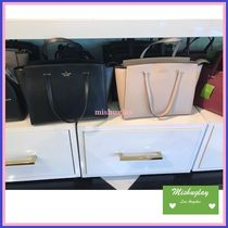 【kate spade】A4収納トートバッグ★patterson drive geraldine