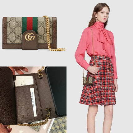 GUCCI【Ophidia】GG キュートなチェーン iPhoneケース [7/8]