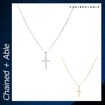 Chained & Able FIGARO CRUCIFIX アクセサリー ネックレス 各色