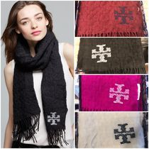 日本未発売!【Tory Burch】WHIP STITCH T SCARF