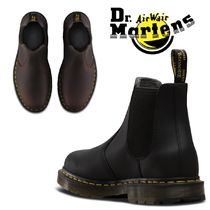 UK発*Dr Martens*2976 ウィンターグリップ フリース裏地ブーツ