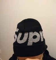 Week13 FW Supreme Big Logo Beanie