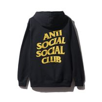 [国内即発] ASSC Black and Yellow Hoodie パーカー 即納