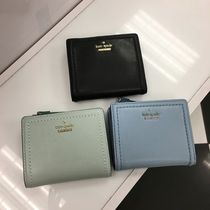 【kate spade】新作☆コンパクト!折り財布 small shawn☆