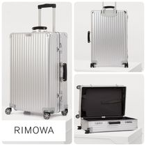 【RIMOWA】スーツケース《Classic Check-In M》シルバー◆追跡付