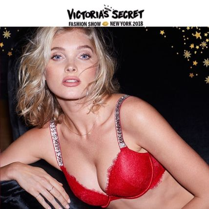 Victoria's Secret ブラジャー VS Fashion Show 2018★ VERY SEXY Push-UP ブラ(10)