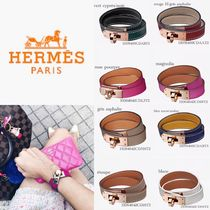 【HERMES 】日本未入荷色あり!Kelly Double Tour Bracelet*