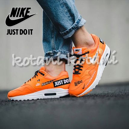 NIKE AIR MAX 1 LUX W 【JUST DO IT】