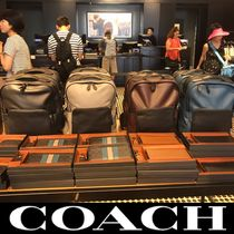 Coach ☆ バックパック 送料込み/関税込み ☆新品☆ 大容量!