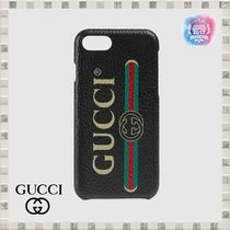 GUCCI プリント iPhone 8 ケース
