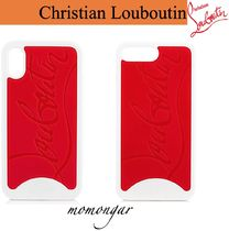 [Christian Louboutin]  iPhone ケース☆XS, X, 8, 7 plus対応