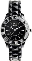 破格値 Dior(ディオール) VIII Diamond Ceramic Ladies Watch