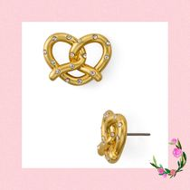 KATE SPADE★dashing beauty pretzel studs★セール