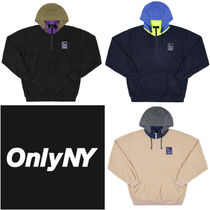 大人気★ONLY NY Outdoor Gear Fleece Pullover フリース★