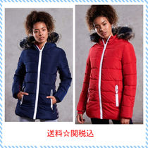 全2色☆Superdry Streetwear Tall Repeat Puffer☆送料関税込