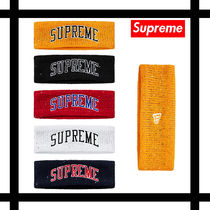 【国内発送】Supreme New Era Sequin Arc Logo Headband