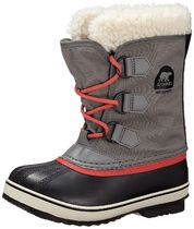 ソレル SOREL NY1879-053 YOOT PAC NYLON QUARRY × SAIL RED