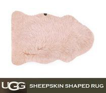 [セール]UGG☆SHEEPSKIN SHAPED RUG☆ラグ