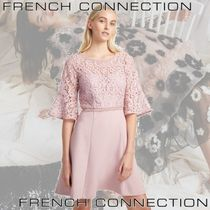 FRENCH CONNECTION(フレンチコネクション) ワンピース ★French connection★Whisper Ruth Lace Mix Dress