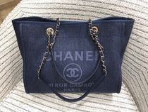 Chanel♡Deauvilleトート♡M size
