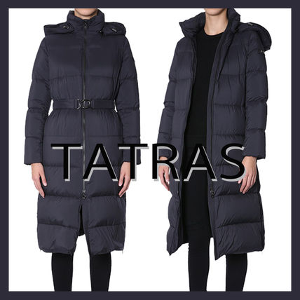 "【TATRAS】NYLON ""SESTRIERE"" DOWN JACKET"