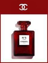 【CHANEL №5 ロー】日本完売 2018ホリデーTHE RED LIST 限定品