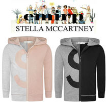 18AW☆STELLA McCARTNEY★大人OK★S ZIP UPパーカー