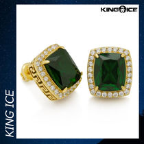 King Ice Emerald Crown Julz Earrings イヤリング アクセサリー