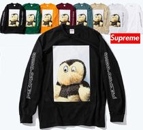 Supreme(シュプリーム) Tシャツ・カットソー Supreme Mike Kelley Ahh Youth L/S Tee AW 18 WEEK 3