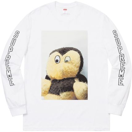 Supreme Tシャツ・カットソー Supreme Mike Kelley Ahh Youth L/S Tee AW 18 WEEK 3(2)
