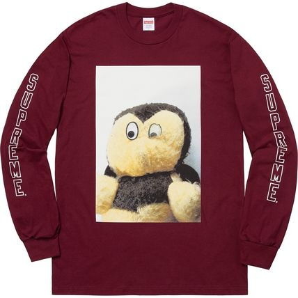 Supreme Tシャツ・カットソー Supreme Mike Kelley Ahh Youth L/S Tee AW 18 WEEK 3(4)