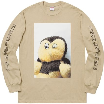 Supreme Tシャツ・カットソー Supreme Mike Kelley Ahh Youth L/S Tee AW 18 WEEK 3(5)