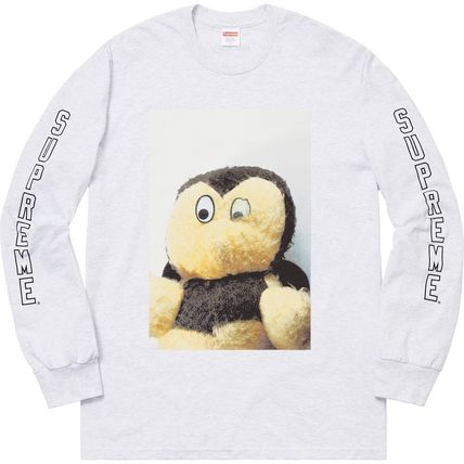 Supreme Tシャツ・カットソー Supreme Mike Kelley Ahh Youth L/S Tee AW 18 WEEK 3(7)