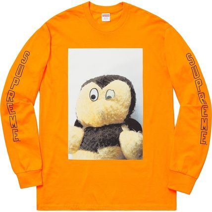 Supreme Tシャツ・カットソー Supreme Mike Kelley Ahh Youth L/S Tee AW 18 WEEK 3(9)