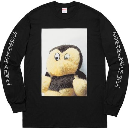 Supreme Tシャツ・カットソー Supreme Mike Kelley Ahh Youth L/S Tee AW 18 WEEK 3(11)