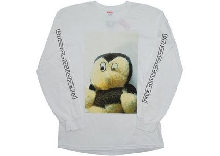 Supreme Tシャツ・カットソー Supreme Mike Kelley Ahh Youth L/S Tee AW 18 WEEK 3(3)