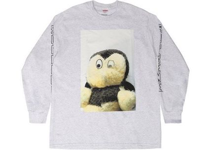 Supreme Tシャツ・カットソー Supreme Mike Kelley Ahh Youth L/S Tee AW 18 WEEK 3(6)