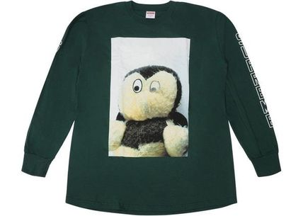 Supreme Tシャツ・カットソー Supreme Mike Kelley Ahh Youth L/S Tee AW 18 WEEK 3(8)