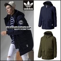 Adidas_UNISEXS HEAVY DOWN PARK 2色☆正規品・安全発送☆