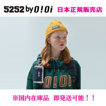 OiOi 18AW Signature HOODIE ロゴ パーカーフリース グリーン