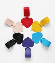 【2NUL】 AIRE HEART NAME TAG