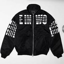 MADE IN WORLD☆&CO technical stand blouson black