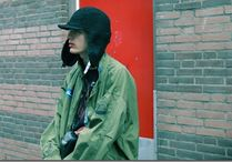 帽子その他 ◇間もなく完売◇SLEEPYSLIP◆REVERSIBLE SATIN TROOPER HAT◇