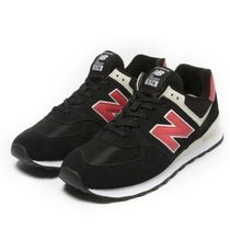 国内配送 New Balance ML574 SMP BLACK
