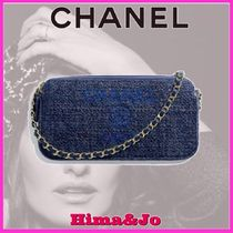 2019Cruise☆CHANEL☆新作Deauville チェーン クラッチ