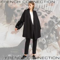 FRENCH CONNECTION(フレンチコネクション) カーディガン ★French connection★Elaine Faux Fur Knit Cardigan