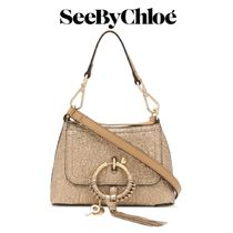 【18AW★SALE!】★SEE BY CHLOE★mini Joan crossbody bag