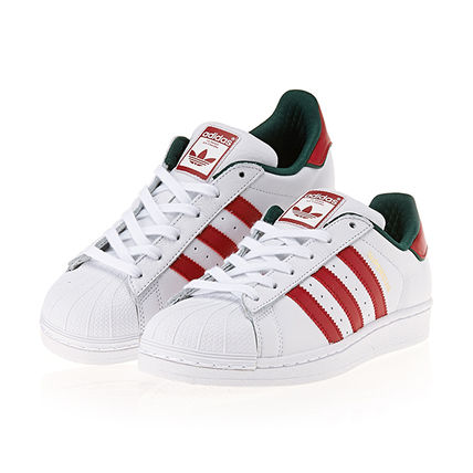 adidas スニーカー adidas ★ Originals ★ SUPERSTAR★限定版★UNISEX(9)