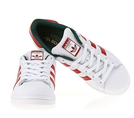 adidas スニーカー adidas ★ Originals ★ SUPERSTAR★限定版★UNISEX(10)